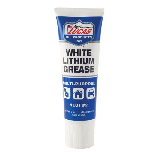 10533 WHITE LITHIUM GREASE (10 x 8oz. Case)