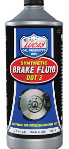 LUCAS DOT 3 BRAKE FLUID (12 x 32 oz. Case)