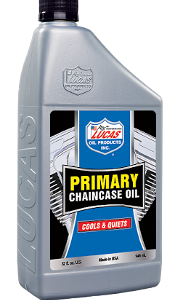 LUCAS HD PRIMARY CHAINCASE OIL (6 Quart Case)
