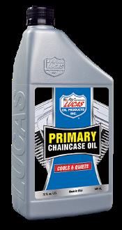 LUCAS HD PRIMARY CHAINCASE OIL (6 Quart Case)