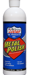 LUCAS METAL POLISH (12 X 16 oz Bottle Case)
