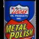 LUCAS METAL POLISH (12 X 16 oz Bottle Case)