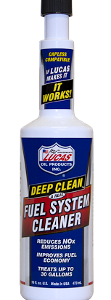 LUCAS OIL DEEP CLEAN FUEL SYSTEM CLEANER (12 x 16 oz. Case)