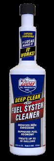 LUCAS OIL DEEP CLEAN FUEL SYSTEM CLEANER (12 x 16 oz. Case)