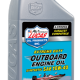 LUCAS SYNTHETIC SAE 10W-40 OUTBOARD ENGINE OIL (6 Quart Case)
