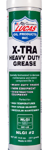 LUCAS X-TRA HEAVY DUTY GREASE (60 Pack Case)