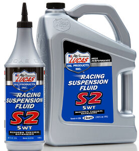 S2 RACING SHOCK OIL
