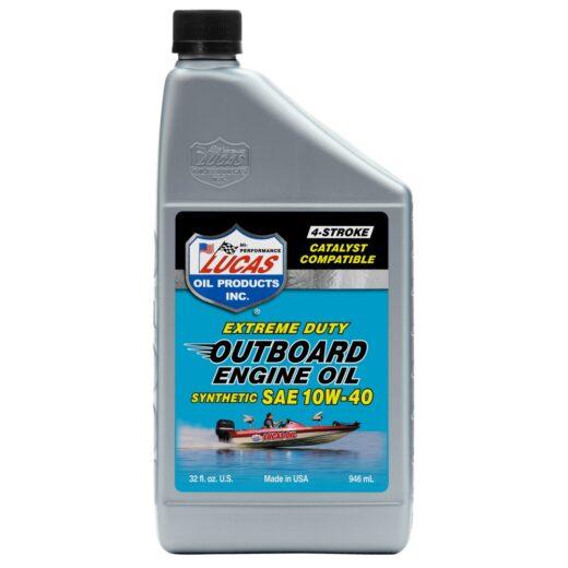 10662 Syn 10W-40 Marine Outboard QT