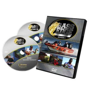 Bass Edge Season 1 DVD Set