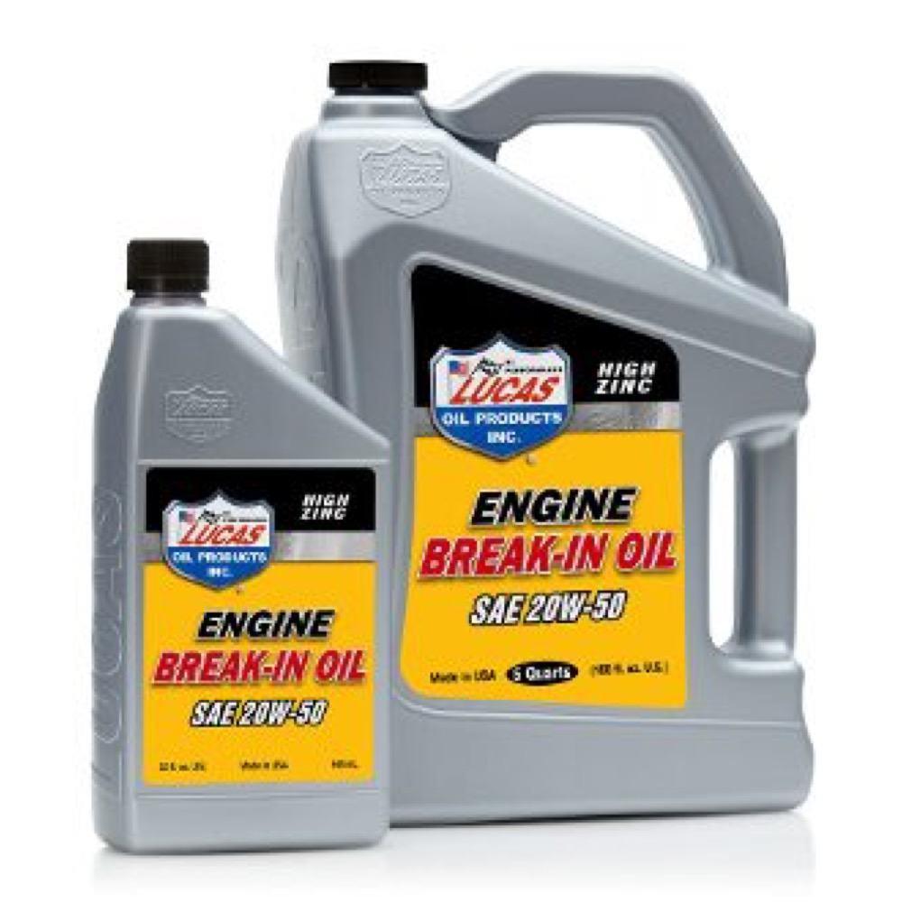 High Zinc Engine Break In Oil Sae 30 2 5 Gallon Bass Edge