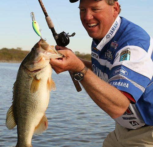 Bassedge fishing alton jones