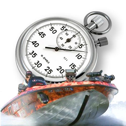 Bassedge Clock Boat
