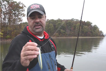 Zona 39 s tip use braided line for topwater bass edge for Zona s awesome fishing show