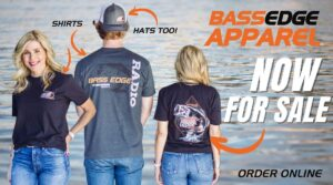APPAREL - order bassedge hats and t-shirts online banner