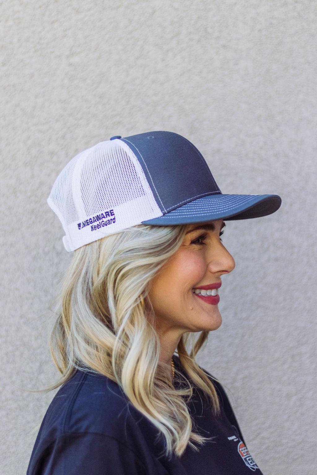 Female model hat